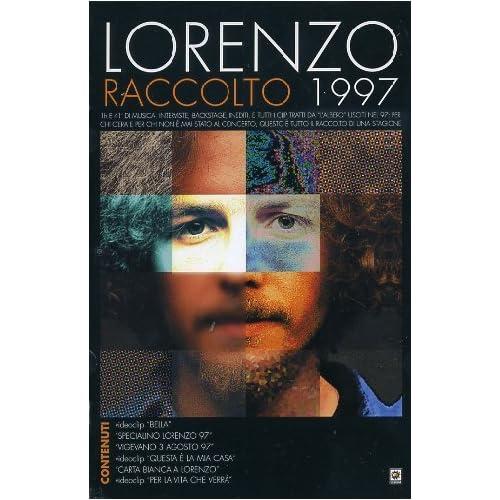 Jovanotti - Lorenzo Raccolto 97