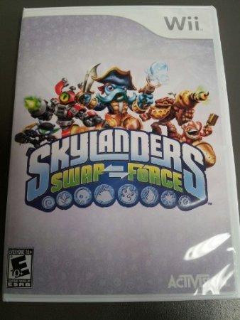 5Star-TD Wii Skylanders Swap Force (Jeu Uniquement)
