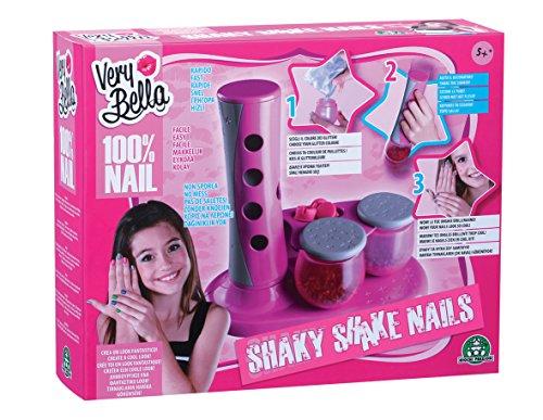 Giochi Preziosi Very Bella Shaky Shake Nails Kit per Unghie
