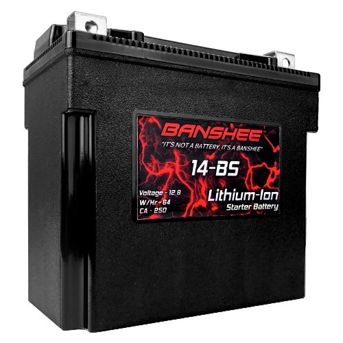 Lithium Motorcycle Battery, YTX14BS, Motorcycle Battery