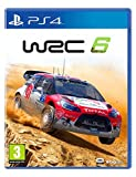 Console Game WRC: FIA World Rally Championship 6 – PS4