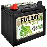 Fulbat - Batterie per motocoltivatori U1-32 / U1-12 12V 32Ah - Batteria/e