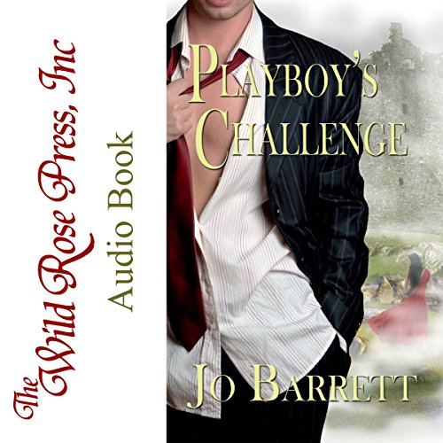 Playboy's Challenge     Highlander's Series              By:                                                                                                                                 Jo Barrett                               Narrated by:                                                                                                                                 Caroline Holmes                      Length: 4 hrs and 2 mins     2 ratings     Overall 5.0