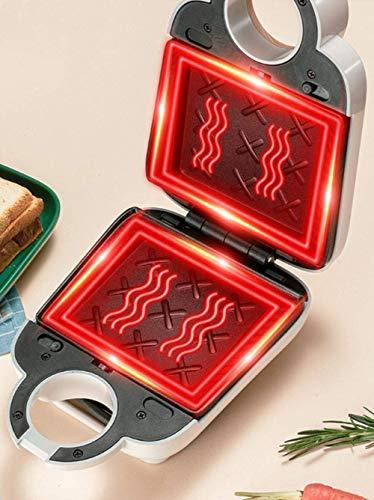 Sandwich Toastie Maker avec Sandwich Maker Accueil Multi-Function Petit déjeuner léger Maker gaufrier pain Xping
