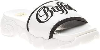 Buffalo Elani Womens Sandals White