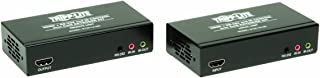 Tripp Lite HDMI Over Cat5/6 Extender Kit w/Serial and IR Control, Transmitter and Receiver, 4K x 2K, 1080p @ 24/30 Hz, Up ...