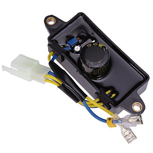 Hoypeyfiy AVR Voltage Regulator 290440009 for 3KW -4.5KW 6HP/6.5HP/7HP Generators