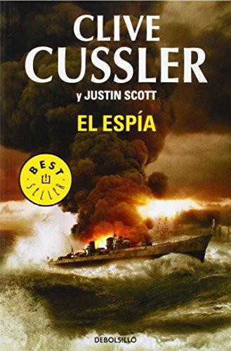 El Espía (BEST SELLER) de CLIVE CUSSLER (2 oct 2014) Tapa blanda