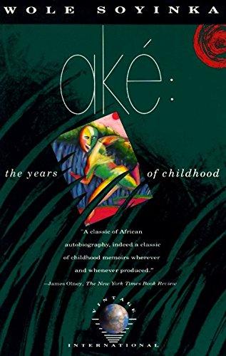 Ake: The Years of Childhood