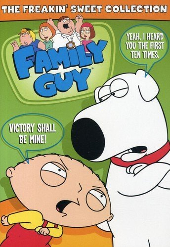 Family Guy - The Freakin' Sweet Collection