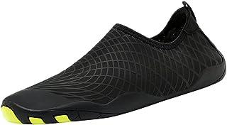 Baoblaze Zapatos de Mujer para Piscina Antideslizantes Material Caucho Accesorios Duradero