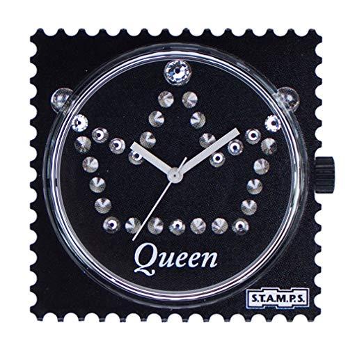 S.T.A.M.P.S. Reloj Analógico para Unisex Adulto de Cuarzo 105905
