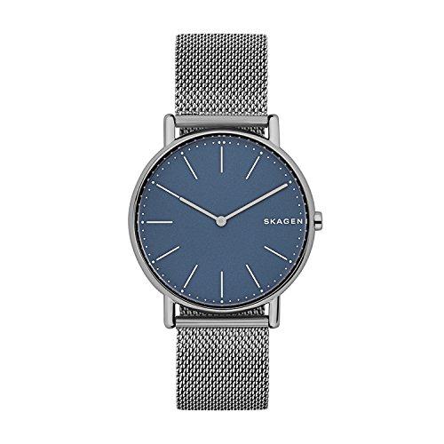 Skagen Herren Quarz Uhr mit Titan Armband SKW6420