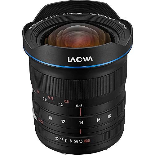 LAOWA 10-18MM F/4.5-5.6 FE Sony E