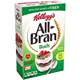 All-Bran Buds, 17.7 oz (Pack of 4)