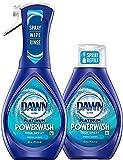 Dawn Powerwash Spray Starter Kit, Platinum Dish Soap, Fresh Scent, 1 Starter Kit + 1 Dawn Powerwash...