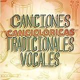Canciones folclóricas tradicionales vocales