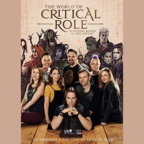 The World of Critical Role cover art