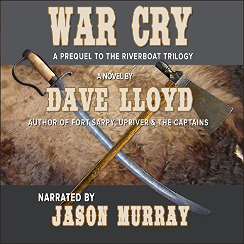 War Cry audiobook cover art