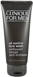 Clinique Oil Control Face Wash for Men, 6.7 Ounce