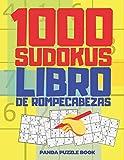 1000 Sudokus Libro De Rompecabezas: Juegos De Lógica Para Adultos
