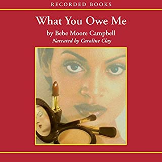 What You Owe Me audiobook cover art