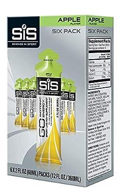 Science in Sport Energy Gel Pack, SIS Isotonic Energy Gel, 22g Fast Acting Carbs, Performance & Endurance Gels