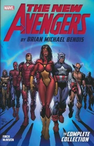 New Avengers by Brian Michael Bendis: The Complete...