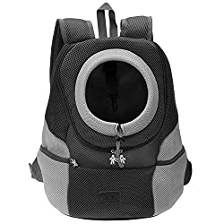 Mogoko Comfortable Dog Cat Carrier Backpack