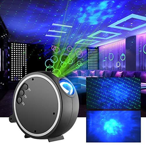 Luz de Navidad Proyector Al Aire Libre Impermeable Home Garden Star Light Decoración de Interior Dormitorio Lámpara Lámparas para proyectores 0625