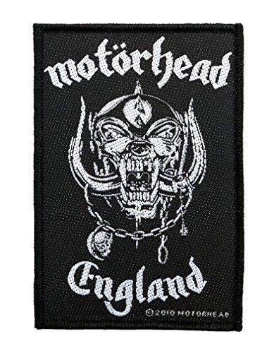 Motörhead Aufnäher - England - Motörhead Patch - Gewebt & Lizenziert !!