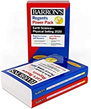 Regents Earth Science--Physical Setting Power Pack 2020 (Barron's Regents NY)