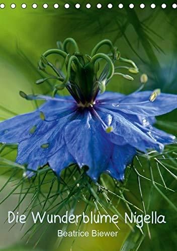 Die Wunderblume Nigella (Tischkalender 2020 DIN A5 hoch): Eine wunderschöne kleine Blume, Nigella Damascena (Monatskalender, 14 Seiten ) (CALVENDO Natur)