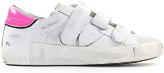 Philippe Model Luxury Fashion Womens RILDVX07 White Sneakers |