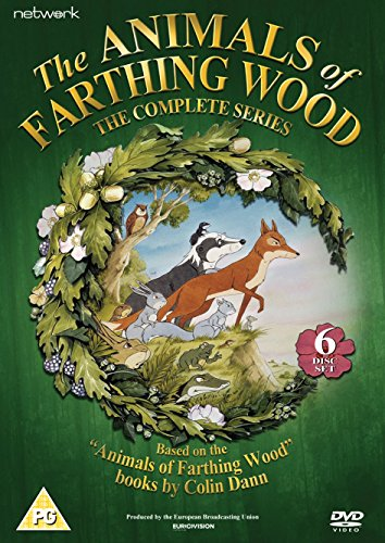 The Animals of Farthing Wood: The Complete Series [DVD]