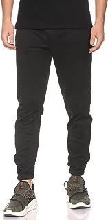 Off Cliff Plain Side Pocket Elastic Waist Sweatpants for Men