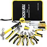 DOWELL 24 Pieces Homeowner Tool Set, Home Repair Hand Tool...