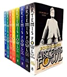 Artemis Fowl Pack, 8 books,...
