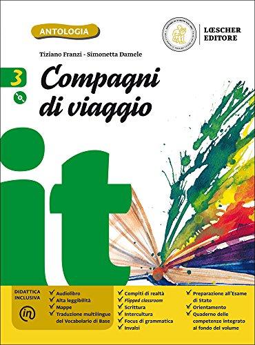 Compagni di viaggio. Per la Scuola media. Con e-book. Con espansione online. Con CD-ROM (Vol. 3)