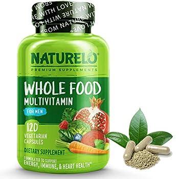 naturelo whole food multivitamin