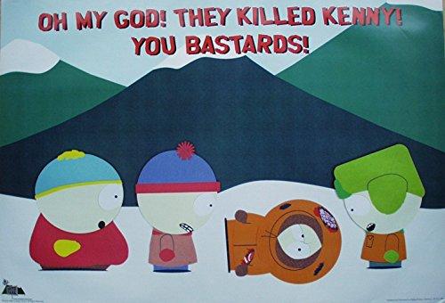 SOUTH PARK Poster Nr. 5 Format 102 x 70 cm