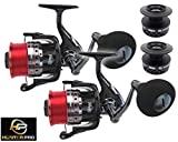 Best Surf Casting Reels - Hunter Pro 2 X Surf Beach Casting Sea Review