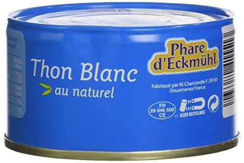 Phare d'Ecmühl Thon Blanc 0.13 g 1 Unité