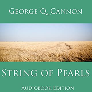 String of Pearls audiobook cover art