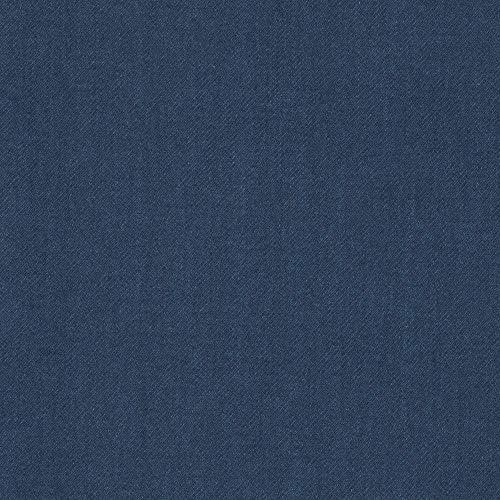 Higgs & Higgs - Gebreide Jersey Denim - Medium Indigo 8oz - Jeans Stof Stretch metre Jersey Denim - Medium Indigo 8oz