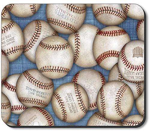 Mouse Pad - Official Baseballs