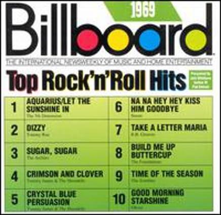 Billboard Top Rock'N'Roll Hits, 1969