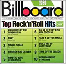 Billboard Top Rock'N'Roll Hits, 1969