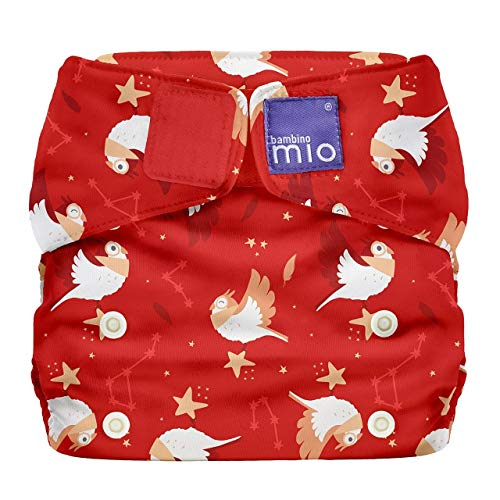 Bambino Mio Miosolo All-in-One Wiederverwendbare Windel, Sternennacht