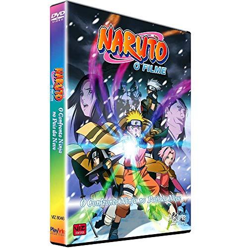 NarutoO Filme Confronto Ninja País